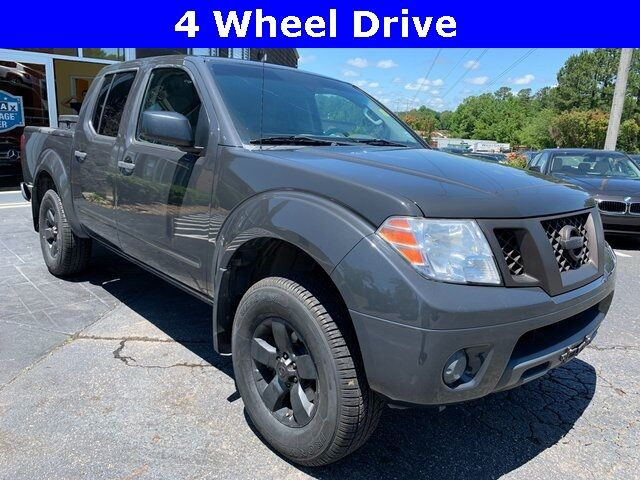 2012 Nissan Frontier SV Raleigh NC
