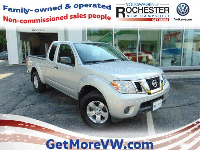 2012 Nissan Frontier SV Rochester NH