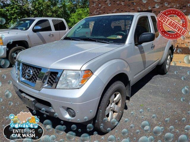 2012 Nissan Frontier SV Williamsburg VA
