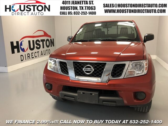 2012 Nissan Frontier SV Houston TX