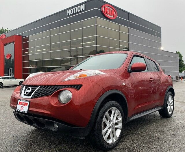 2012 Nissan JUKE SL Hackettstown NJ