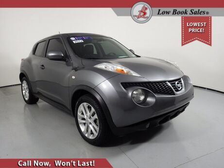 2012_Nissan_JUKE_SL_ Salt Lake City UT