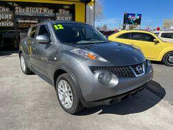 2012_Nissan_Juke_4d SUV AWD SV_ Albuquerque NM