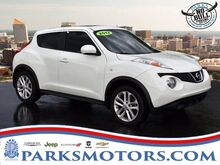 2012_Nissan_Juke_SV_ Wichita KS