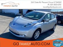 2012_Nissan_LEAF_SL_ Pleasant Grove UT