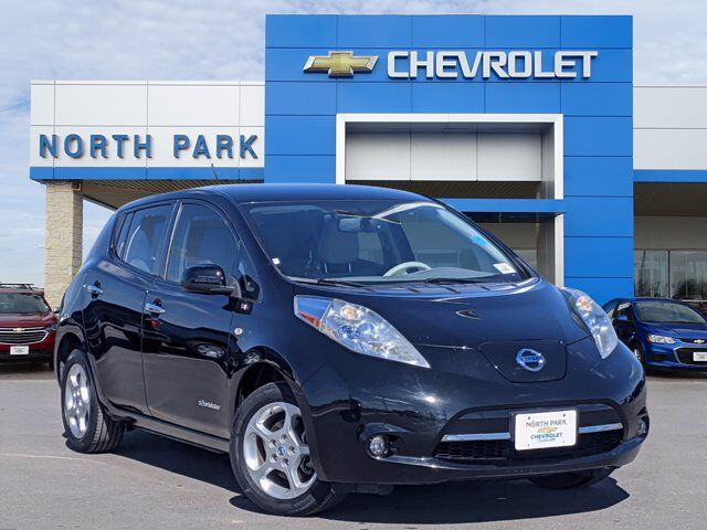 2012 Nissan LEAF SL Castroville TX