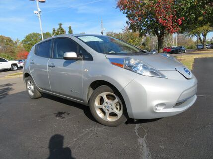 2012_Nissan_LEAF_SL_ Memphis TN