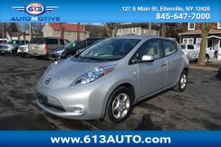 2012_Nissan_LEAF_SV_ Ulster County NY
