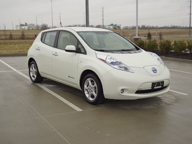 2012 Nissan Leaf SL Kansas City KS