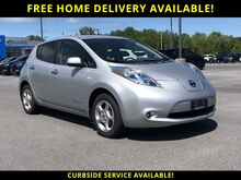2012_Nissan_Leaf_SL_ Watertown NY