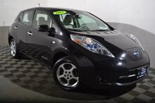 2012_Nissan_Leaf_SV_ Seattle WA