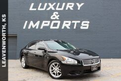 2012_Nissan_Maxima_3.5 S_ Leavenworth KS