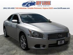 2012_Nissan_Maxima_S_ Richmond VA