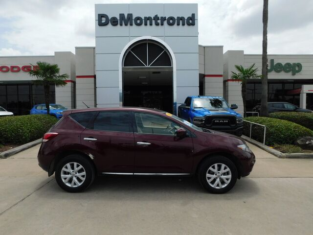 2012 Nissan Murano 2WD 4dr S Conroe TX
