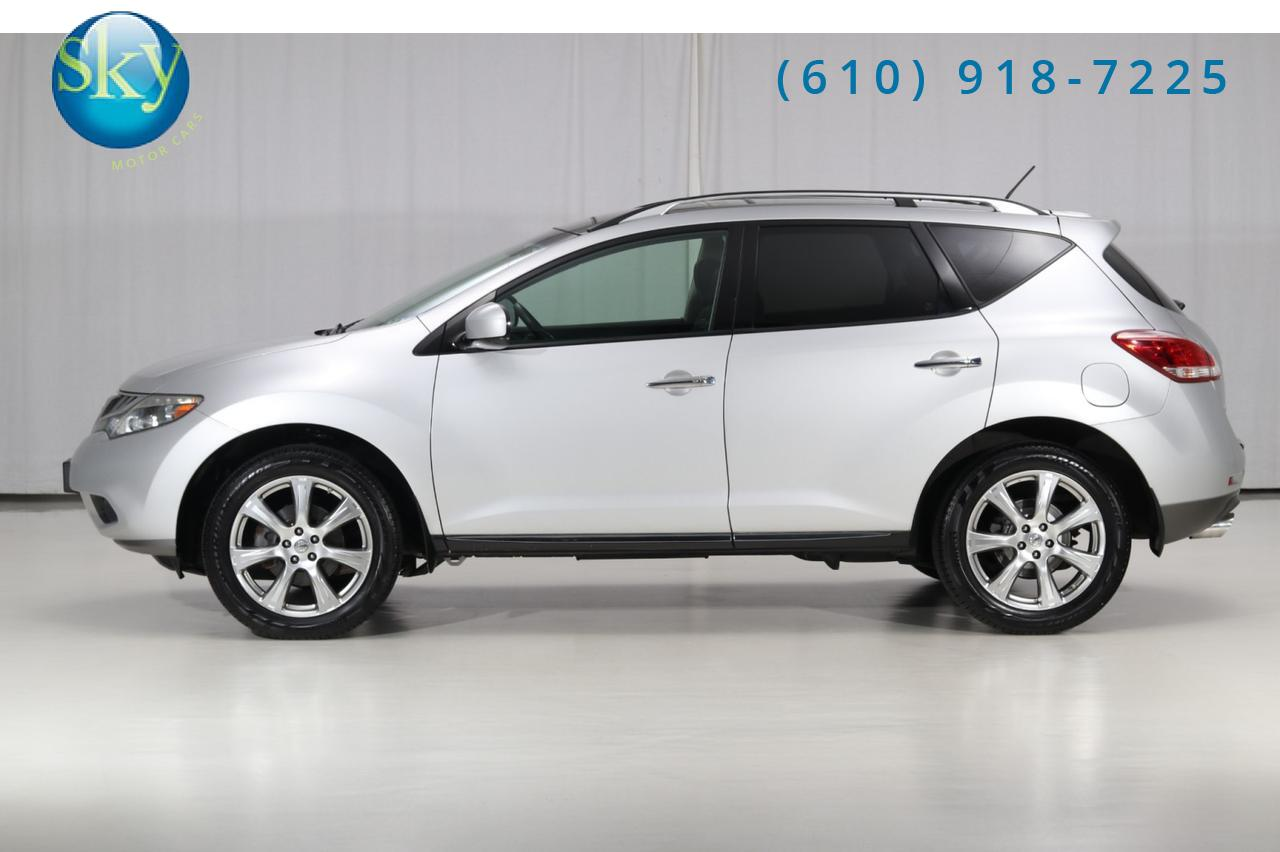 2012 Nissan Murano AWD LE PLATINUM PACKAGE West Chester PA