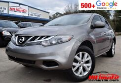 Nissan Murano S 4dr SUV 2012