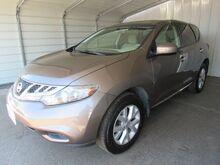 2012_Nissan_Murano_S AWD_ Dallas TX