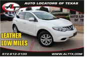 2012 Nissan Murano S with LEATHER