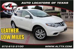 2012_Nissan_Murano_S with LEATHER_ Plano TX