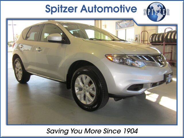 2012 Nissan Murano S Cleveland OH