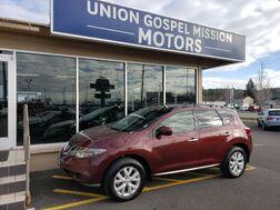 2012_Nissan_Murano_SL AWD_ Spokane Valley WA