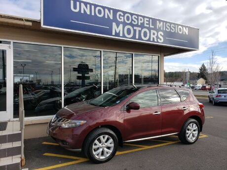 2012 Nissan Murano SL AWD Spokane Valley WA