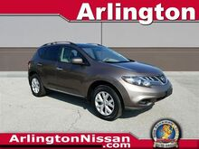 2012_Nissan_Murano_SL_ Arlington Heights IL