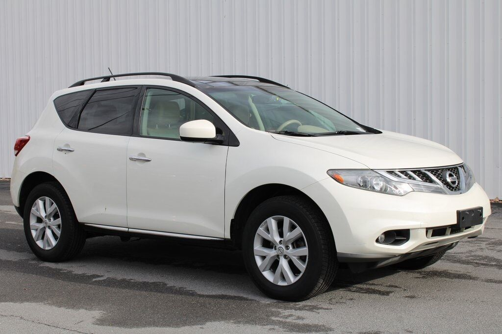 2012 Nissan Murano SL Hagerstown MD