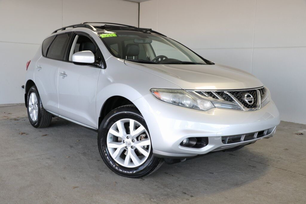 2012 Nissan Murano SL Merriam KS
