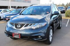 2012_Nissan_Murano_SV_ Brewer ME