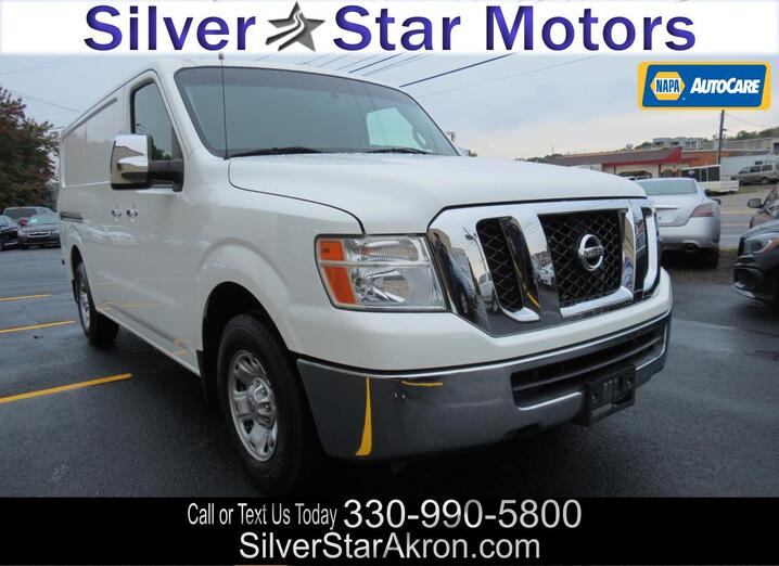 2012 Nissan NV 3500 HD SV Tallmadge OH