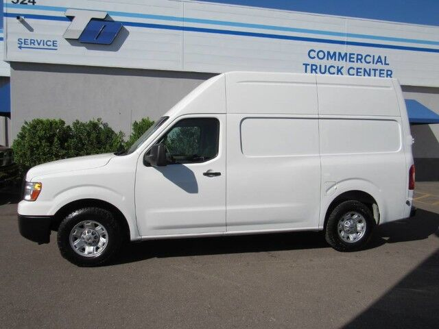 2012 Nissan NV 3500 S High Roof