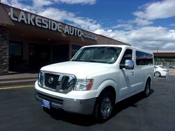 2012_Nissan_NV Passenger_3500 SV V8_ Colorado Springs CO
