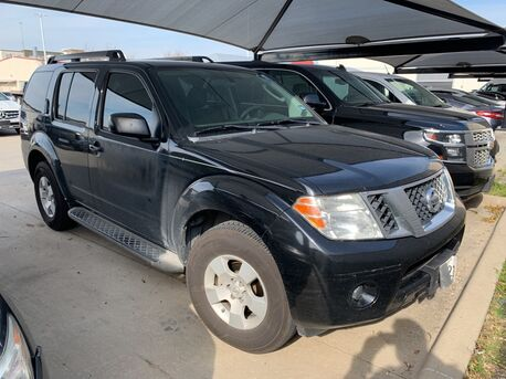 2012_Nissan_Pathfinder_S CRUISE CONTROL,BUCKET SEATS,LUMBAR SUPPORT..._ Euless TX