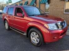2012_Nissan_Pathfinder_SV 4WD_ Knoxville TN
