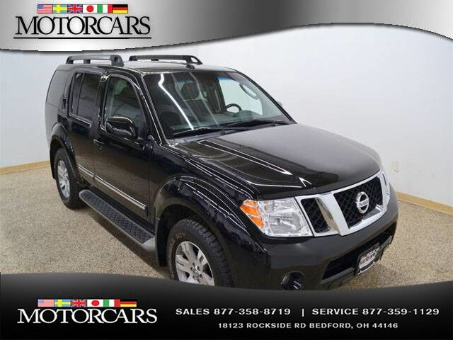 2012 Nissan Pathfinder Silver Edition Bedford OH