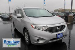2012_Nissan_Quest_3.5 S_ Green Bay WI