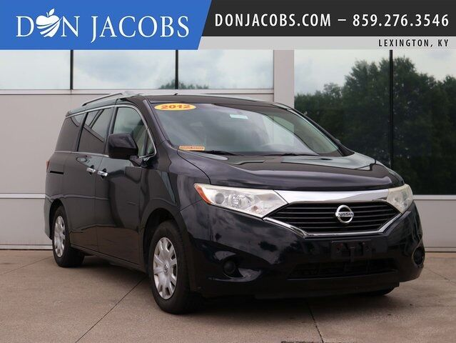 2012 Nissan Quest 3.5 S Lexington KY