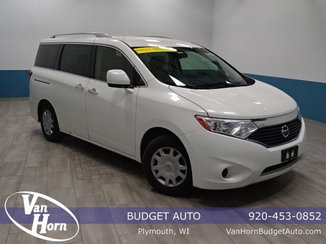 2012 Nissan Quest 3.5 S Plymouth WI