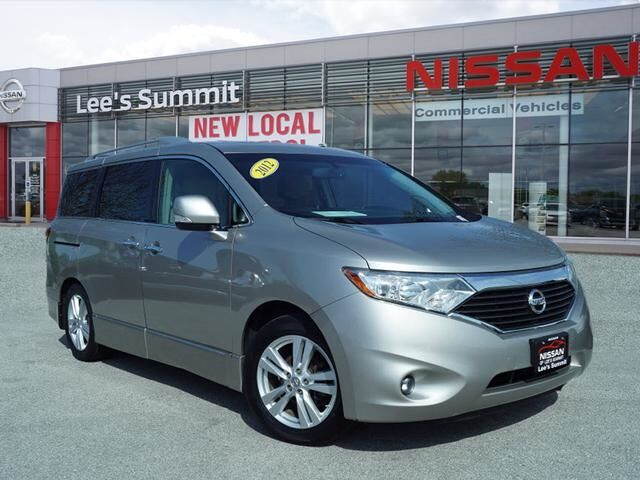 2012 Nissan Quest 3.5 SL Lee's Summit MO