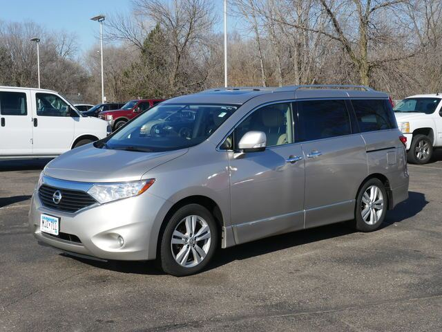 2012 Nissan Quest SL Inver Grove Heights MN