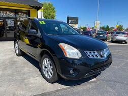 2012_Nissan_Rogue_4d SUV AWD SV-SL_ Albuquerque NM