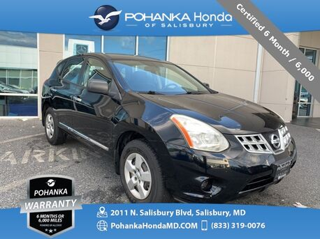2012_Nissan_Rogue_S ** Certified 6 Month / 6,000 **_ Salisbury MD