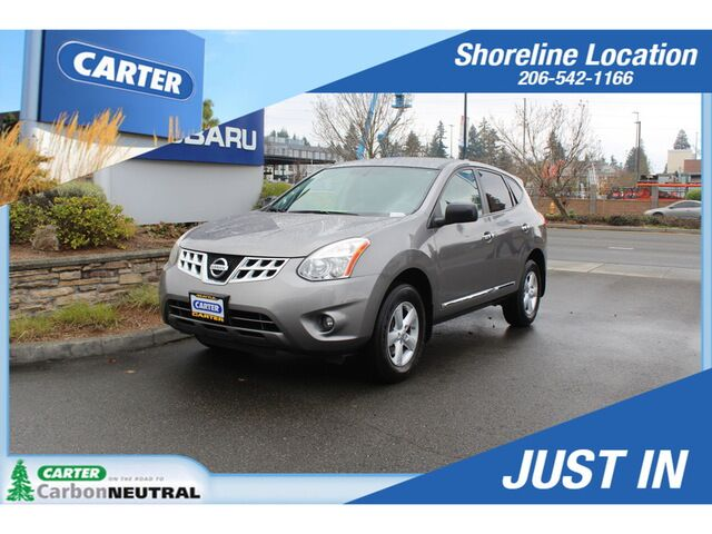 2012 Nissan Rogue S AWD Seattle WA