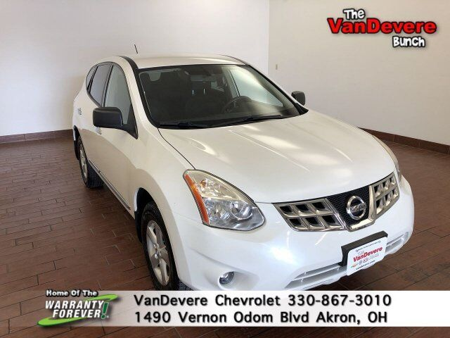 2012 Nissan Rogue S Akron OH