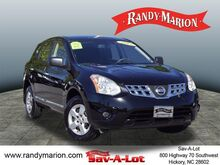 2012_Nissan_Rogue_S_ Hickory NC