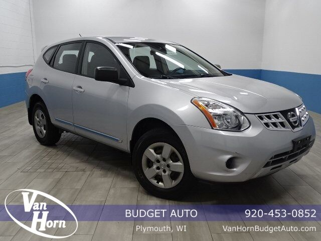 2012 Nissan Rogue S Plymouth WI