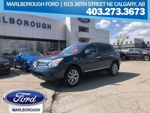 2012_Nissan_Rogue_SV  - Bluetooth -  Heated Seats_ Calgary AB