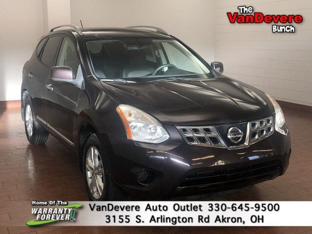 2012 Nissan Rogue SV Akron OH