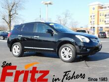 2012_Nissan_Rogue_SV_ Fishers IN